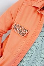 Orange hemdjas