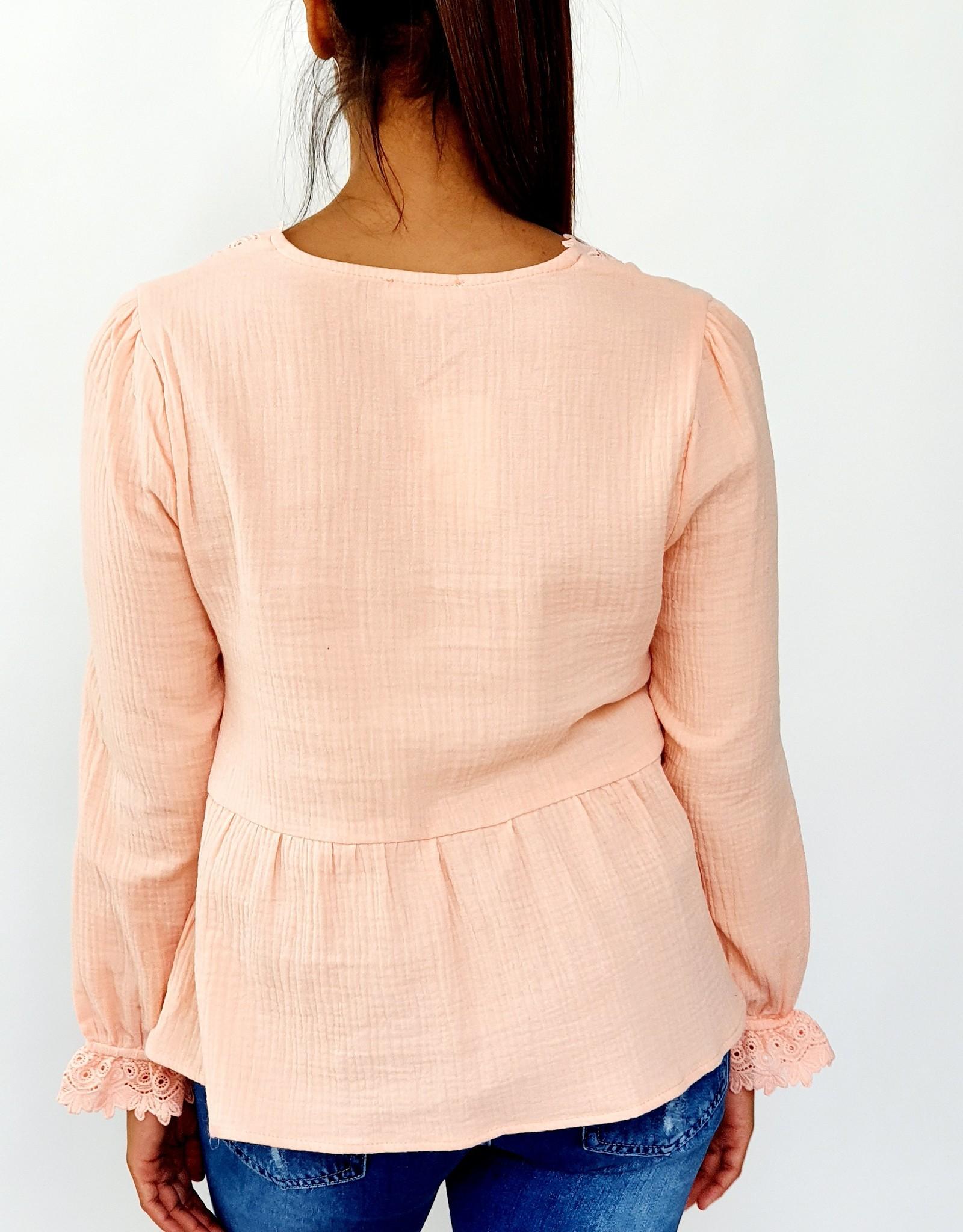 Soft blouse