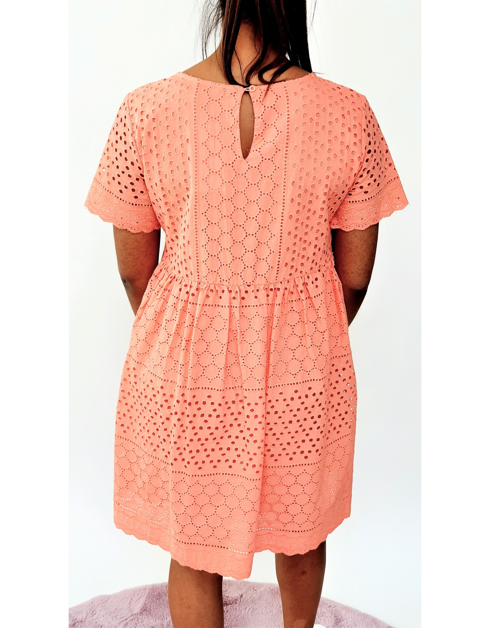 Cute Coral dress