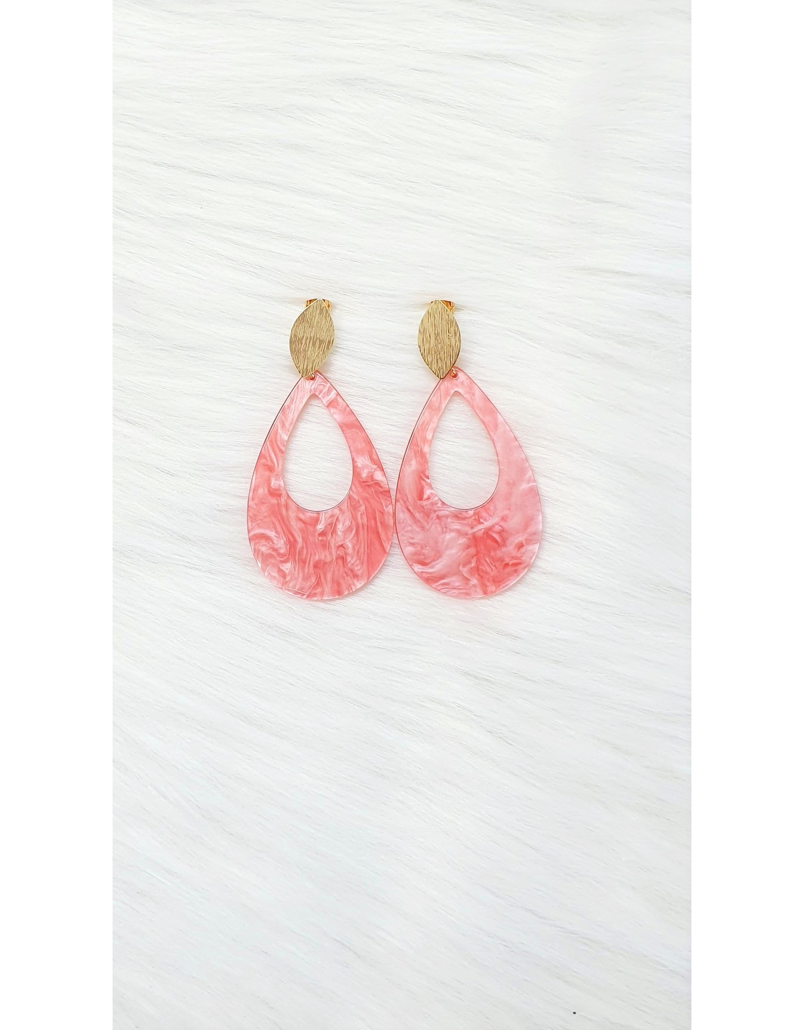 Breeze pink ovaal
