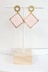 Gold light pink
