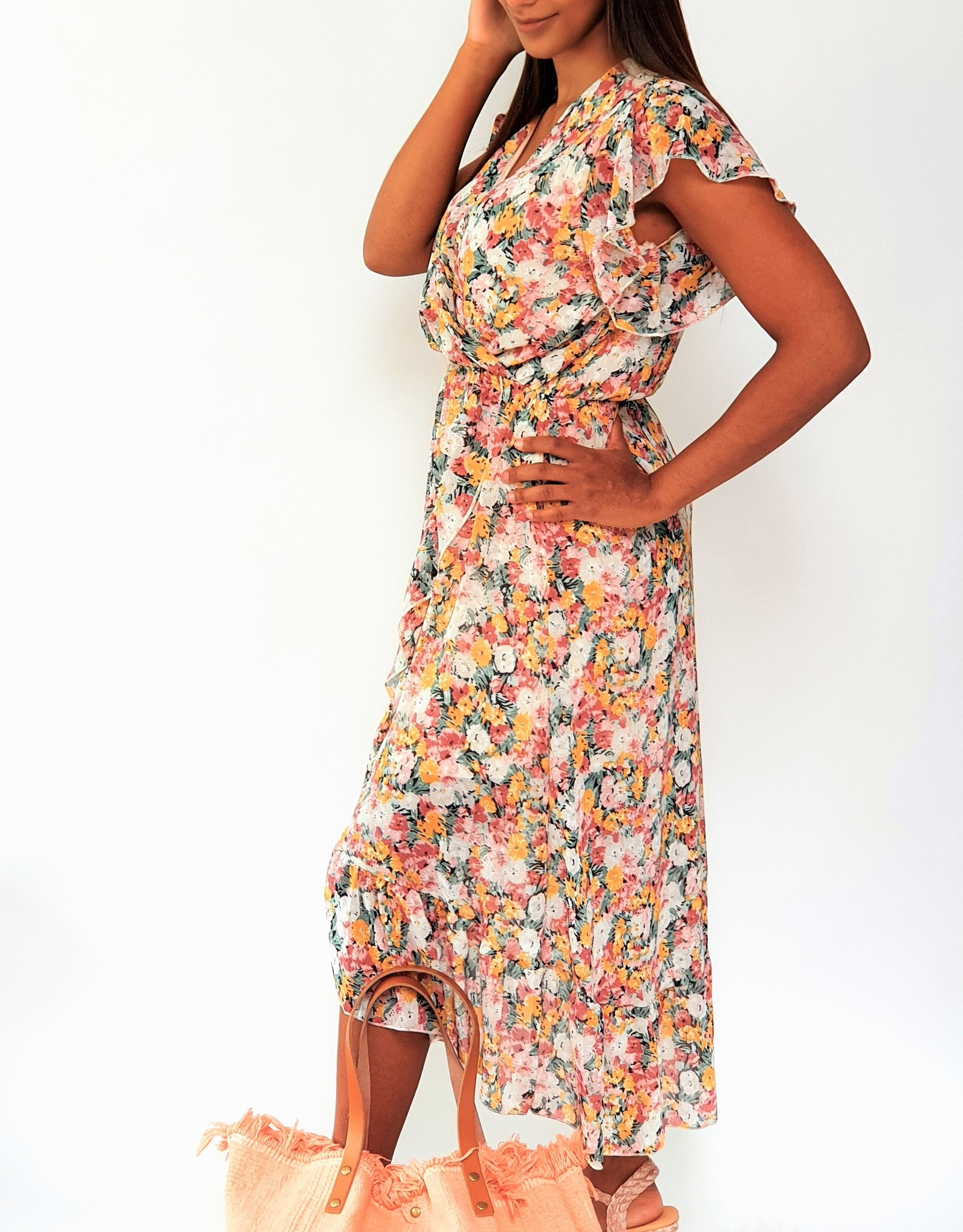 Thé perfect flower dress