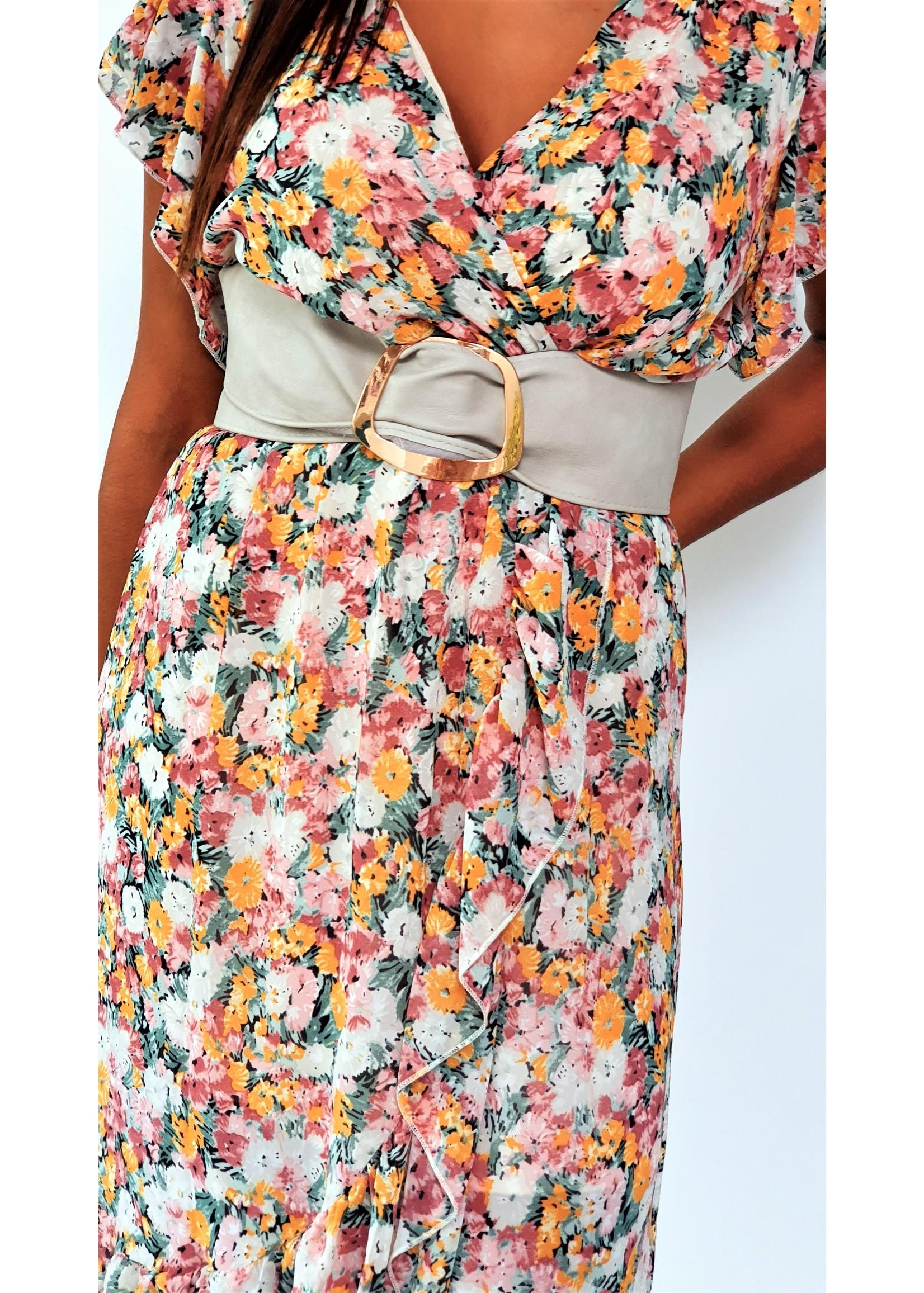 Thé perfect flower dress