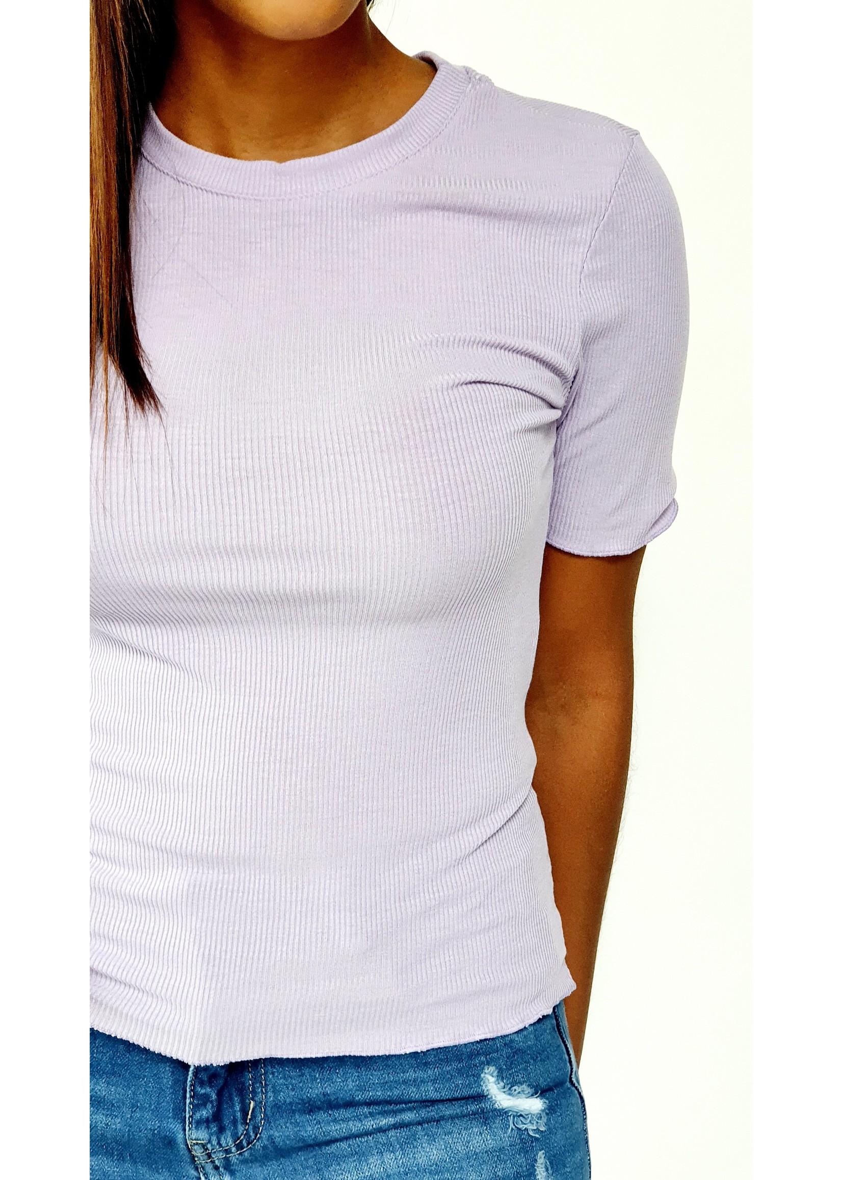 Lilac shirt