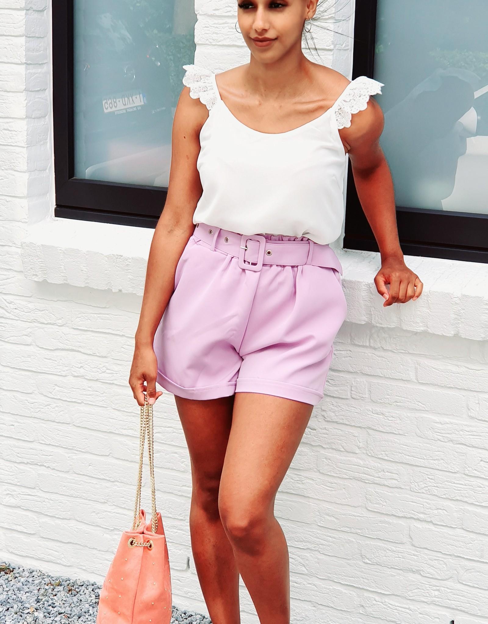 Lilac short