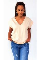 Basic cream shirt