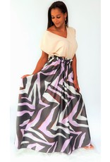 Thé power maxi skirt