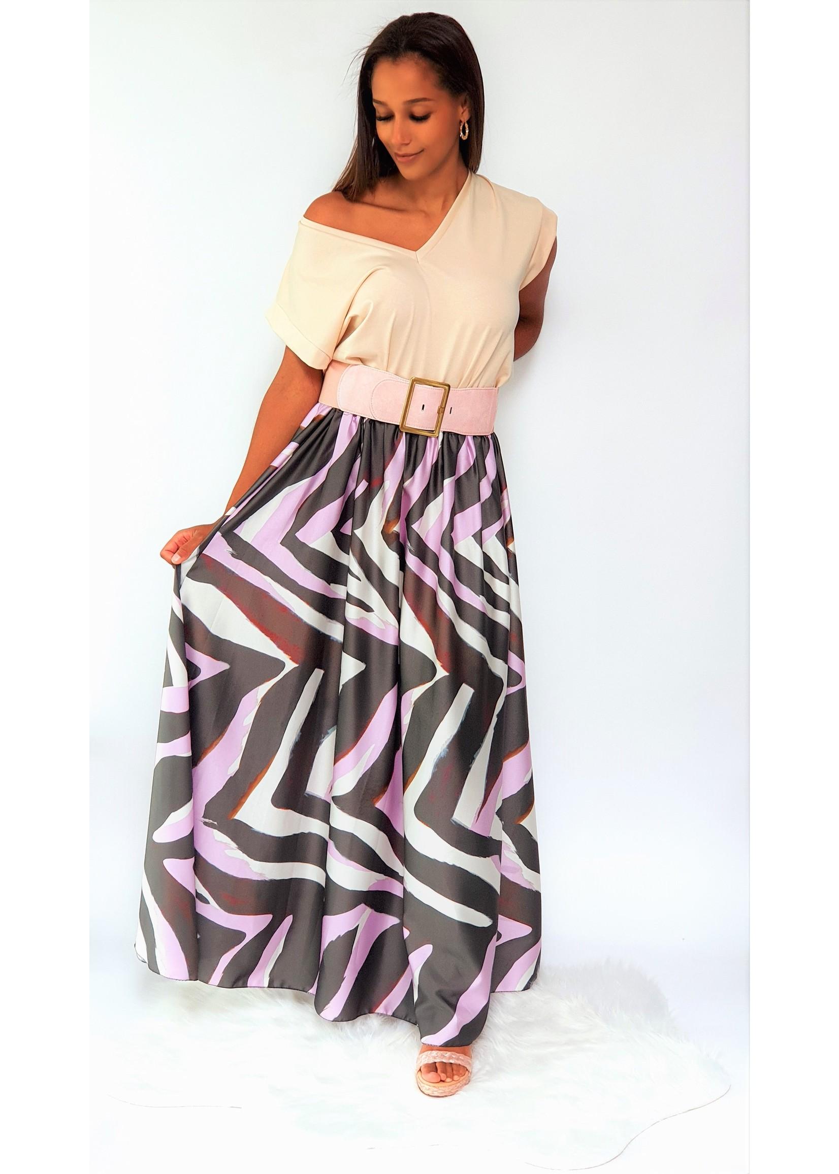 Thé power maxi skirt