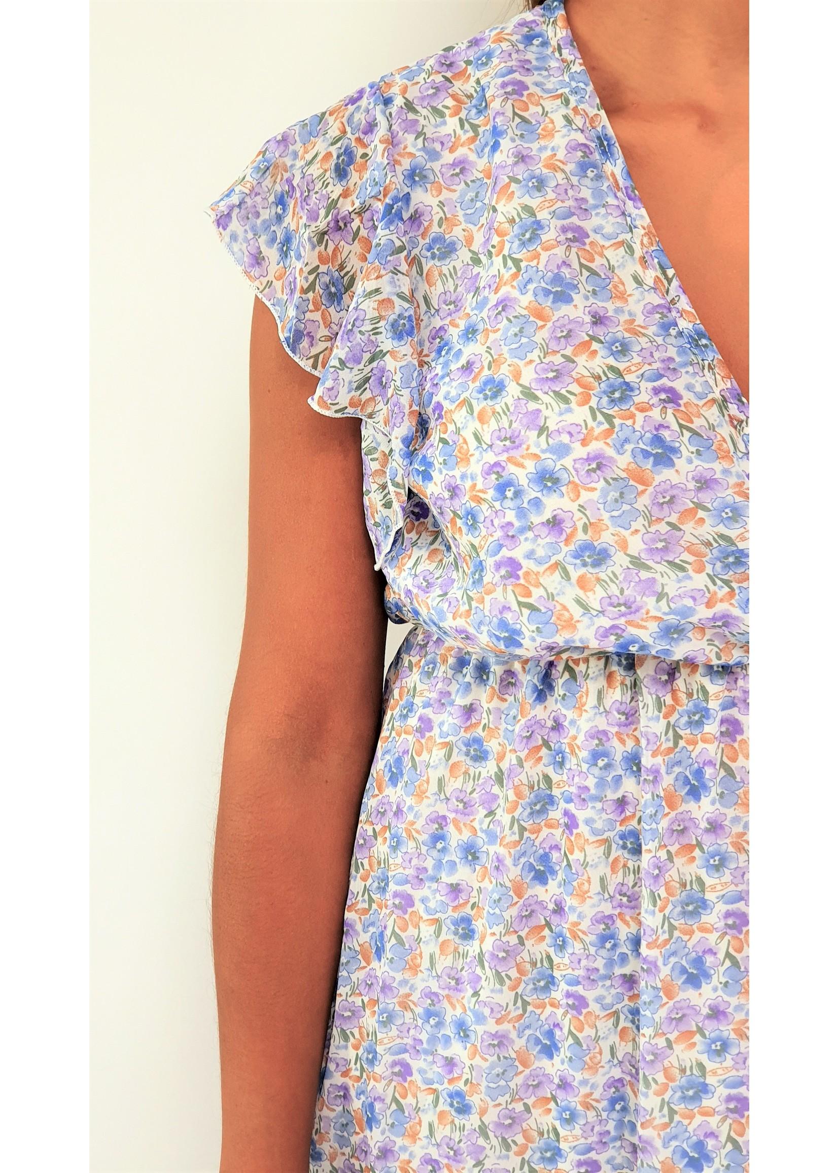 The summer breeze dress