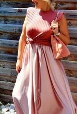 Fashionable top rosa