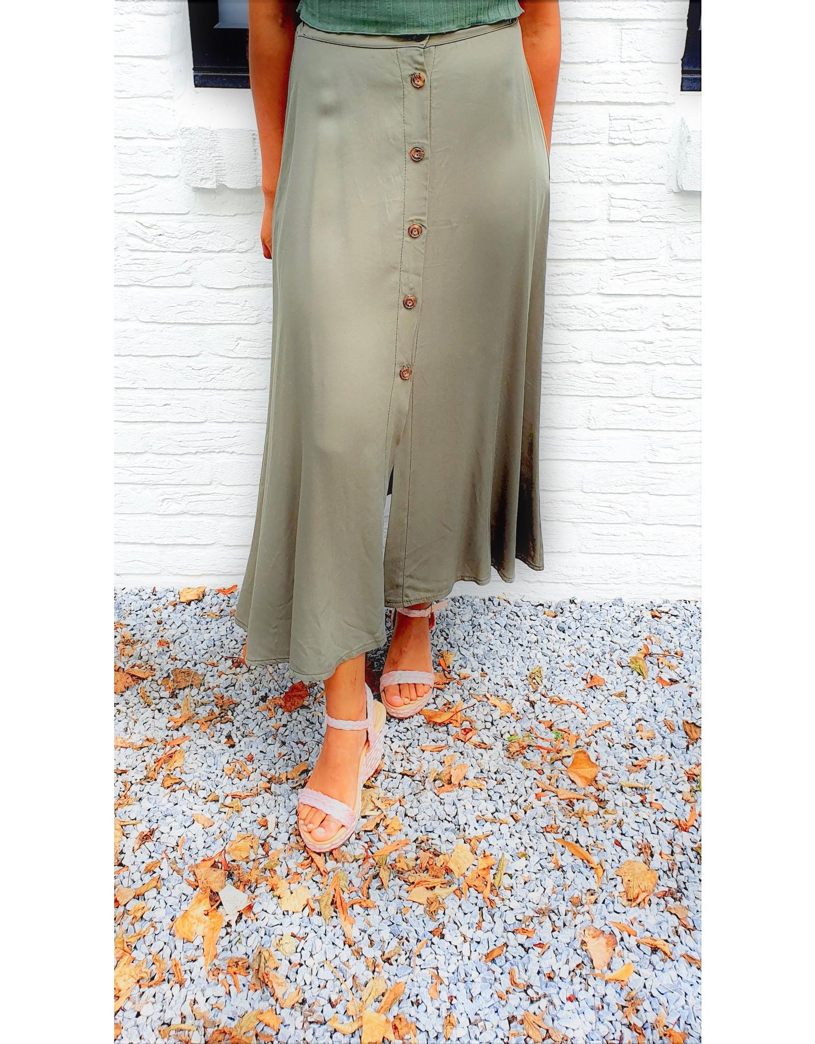 Kaki skirt