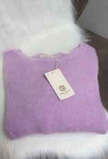 Mika Elles Lilac love sweater