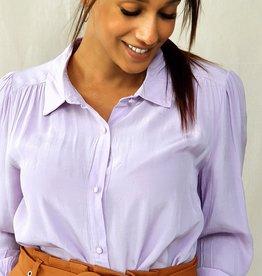 Cherry Paris Officiel Cherry lilac blouse