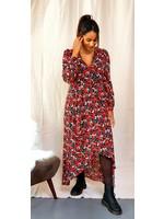 Cherry Paris Officiel Cherry love red dress