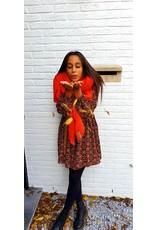 Ydence Dress Celine Flower Print