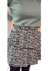 Lofty Manner Lofty Skirt Zoleste blue - brown