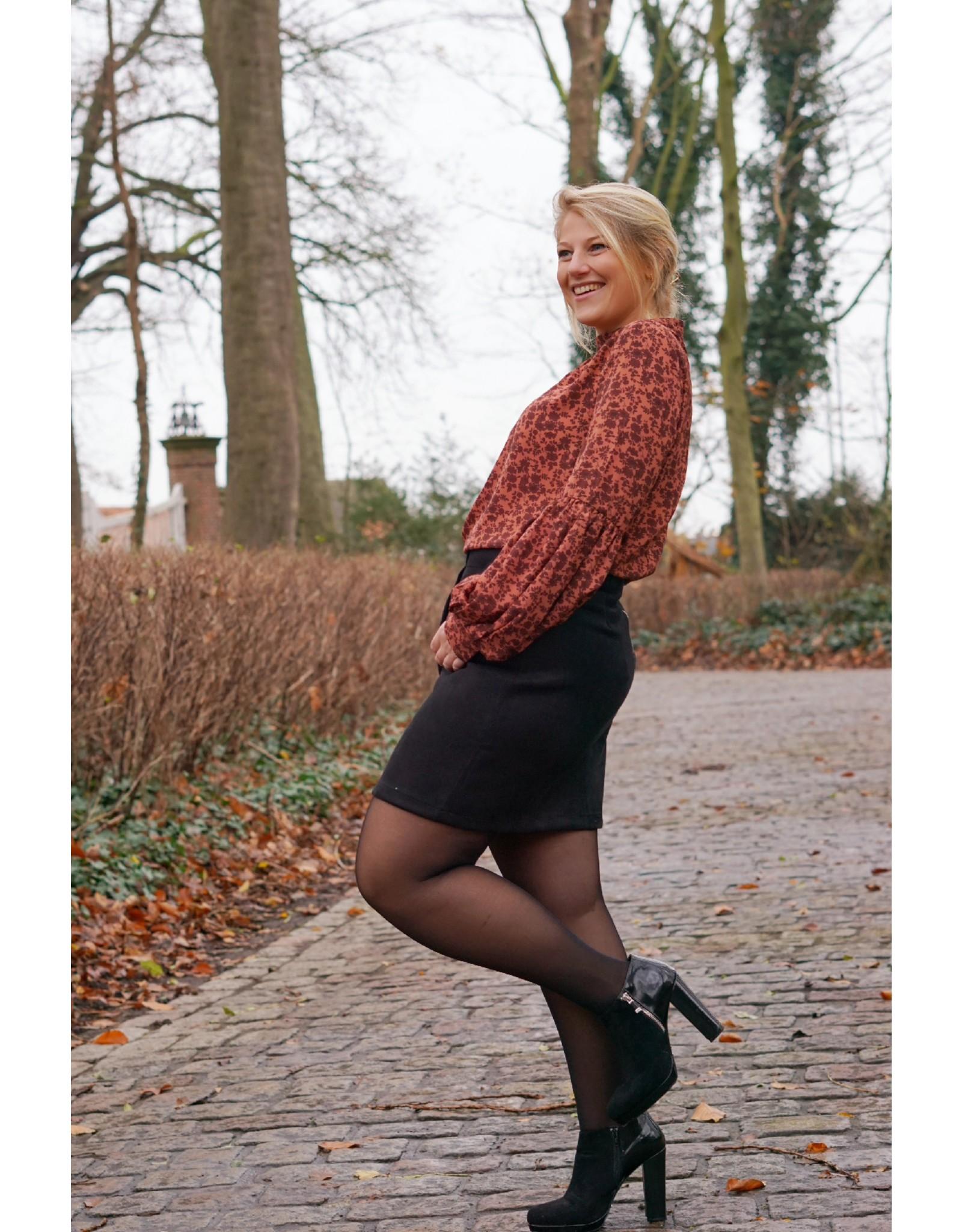 Lofty Manner Skirt Tosca black