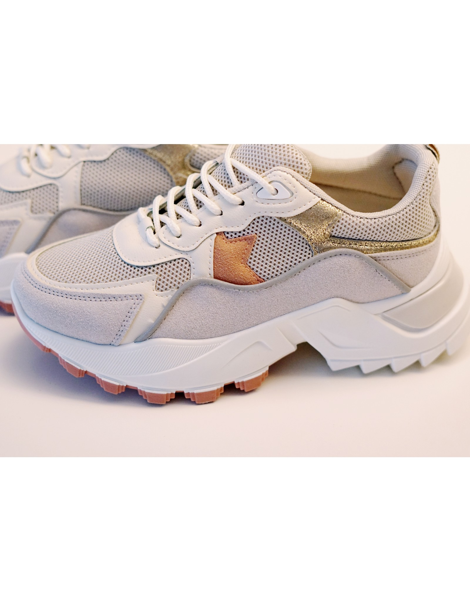The chunky sneaker