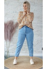 Mom jeans light blue