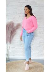 Fluo spring pink
