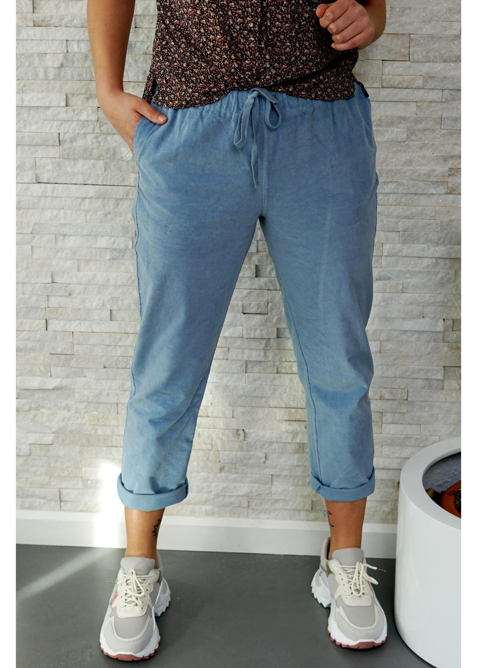 Mika Elles Comfort blue pants
