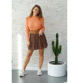 Lofty Manner Mini skirt spring