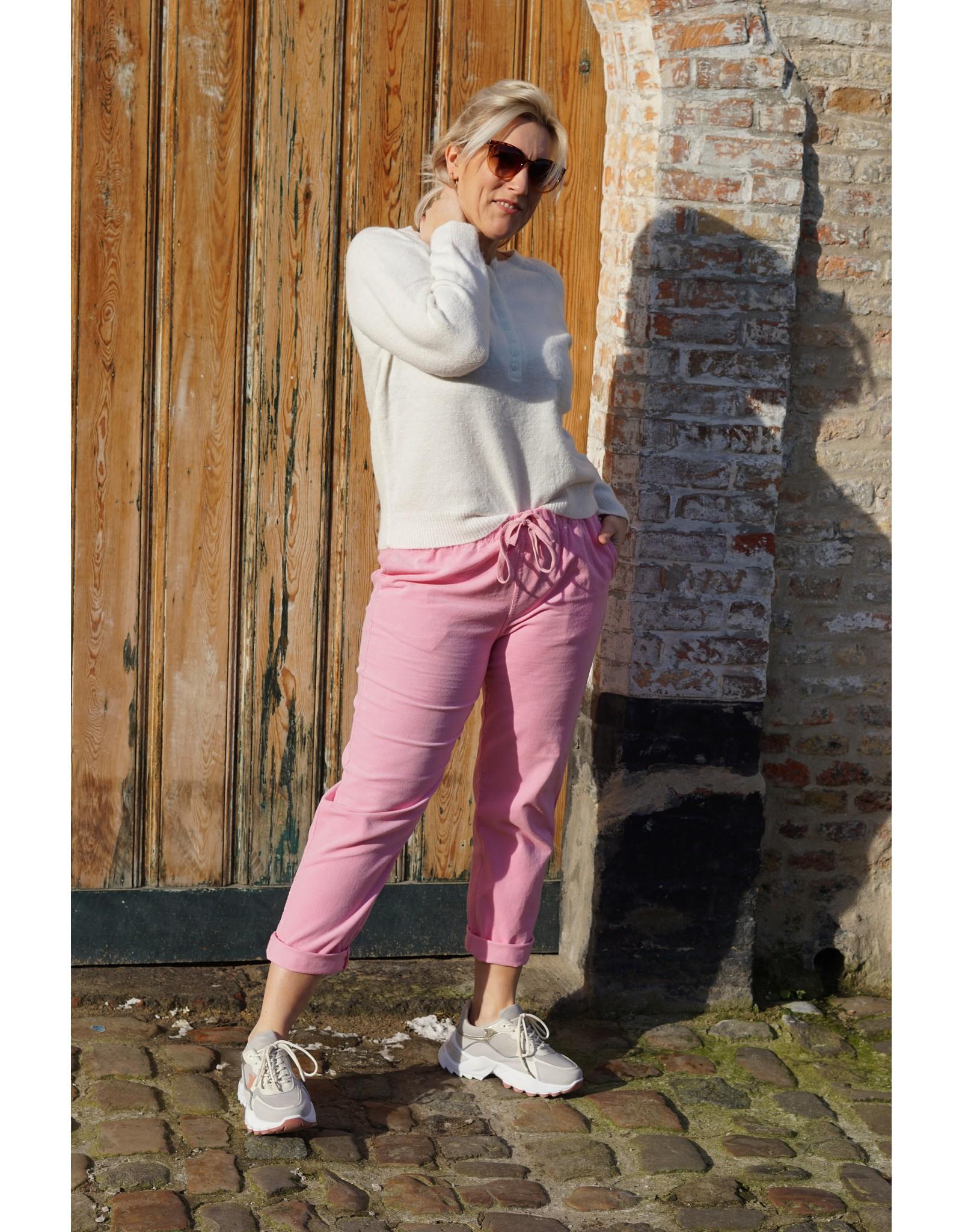 Mika Elles Comfort pink pants