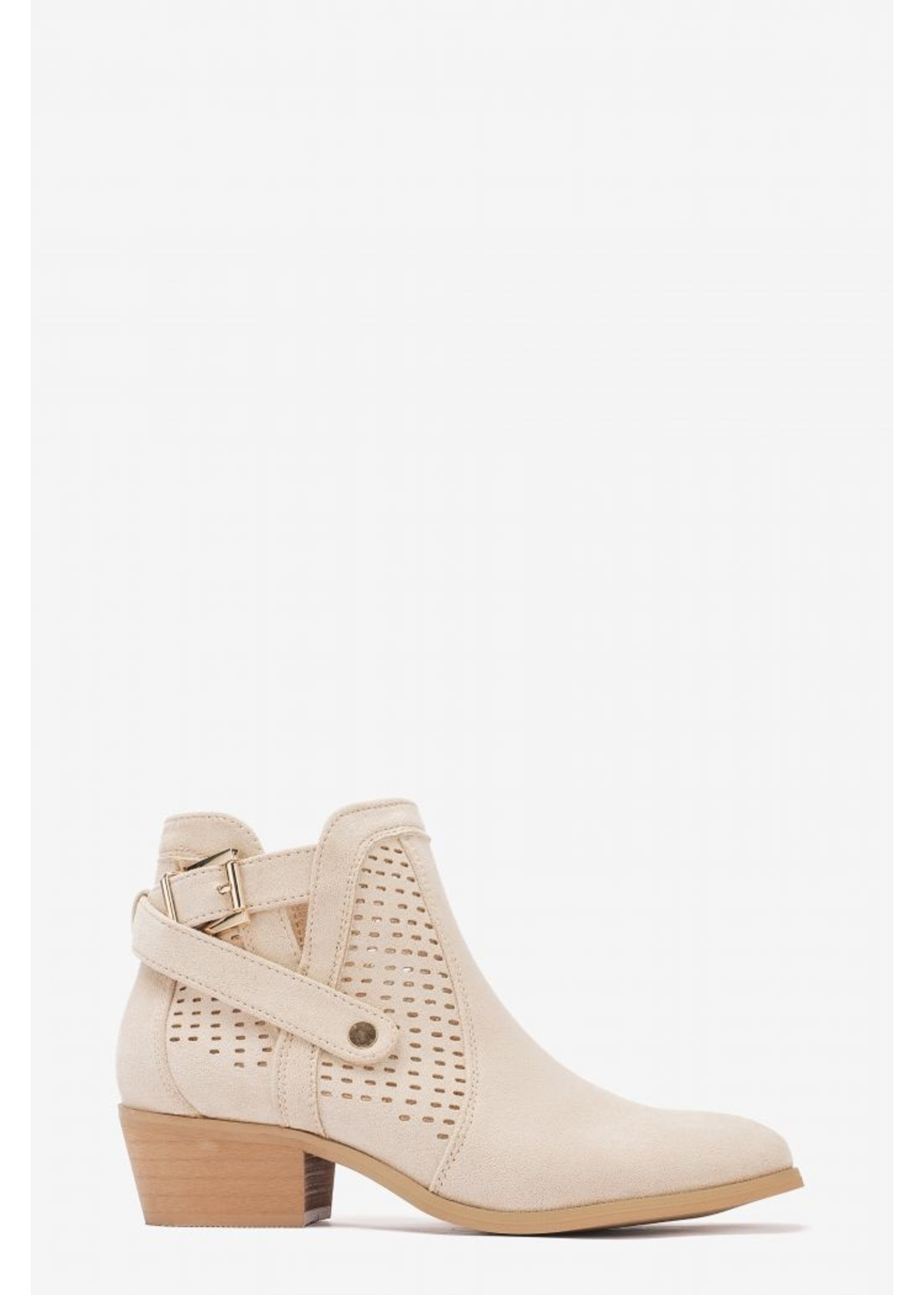 Boots summer beige