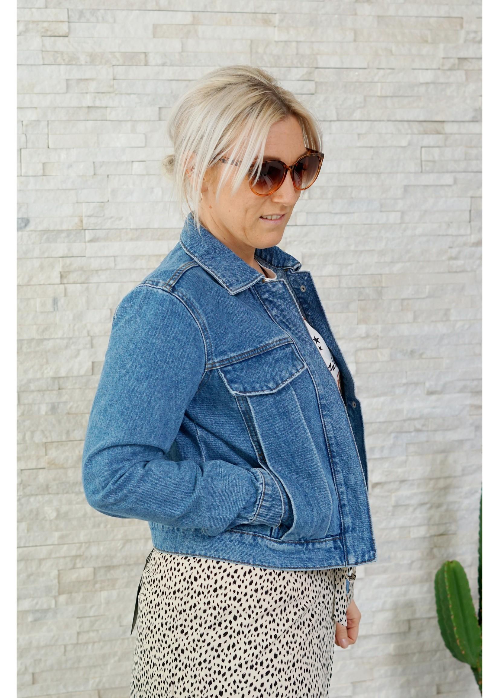 Perfect jeansjacket