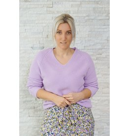 Ydence Sweater Tess Lilac