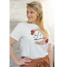 T-shirt La luna