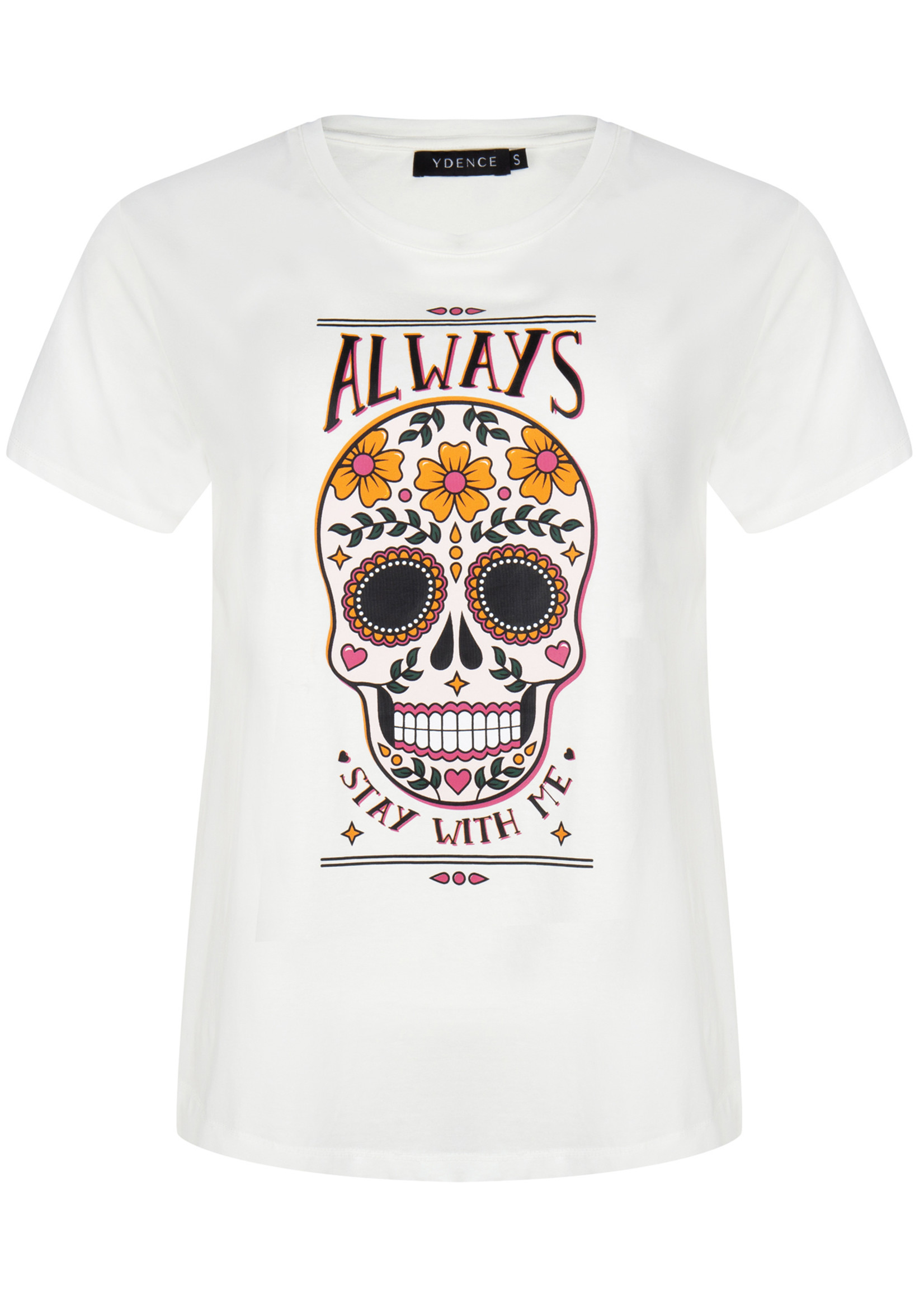 Ydence T-shirt Stay with me