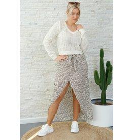 Skirt Vanessa Black/White