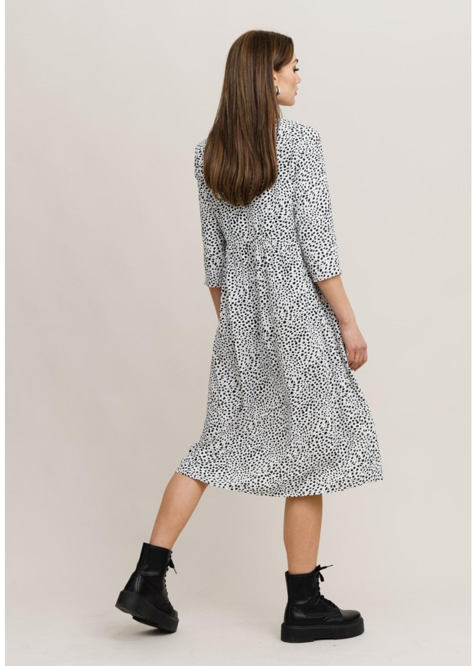 Rutandcircle Dress Dalmatine