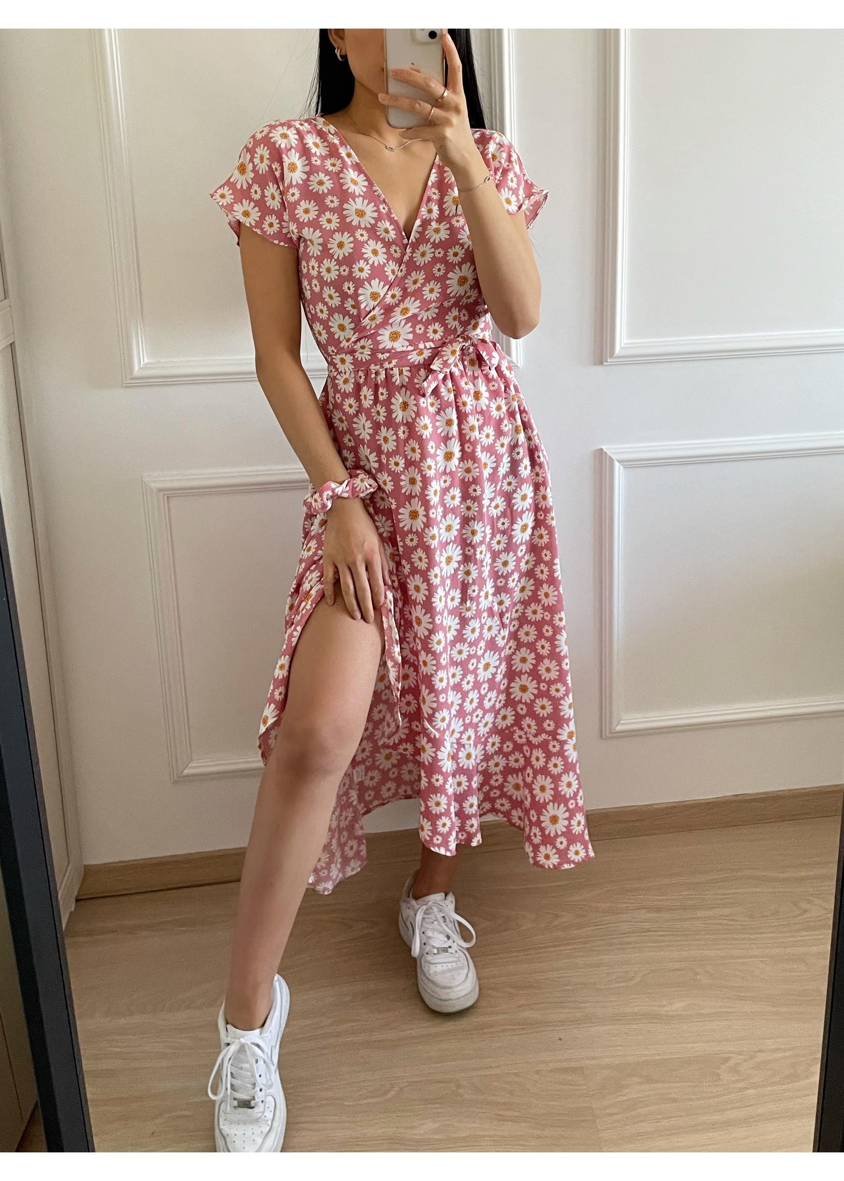 Dress daisy pink love