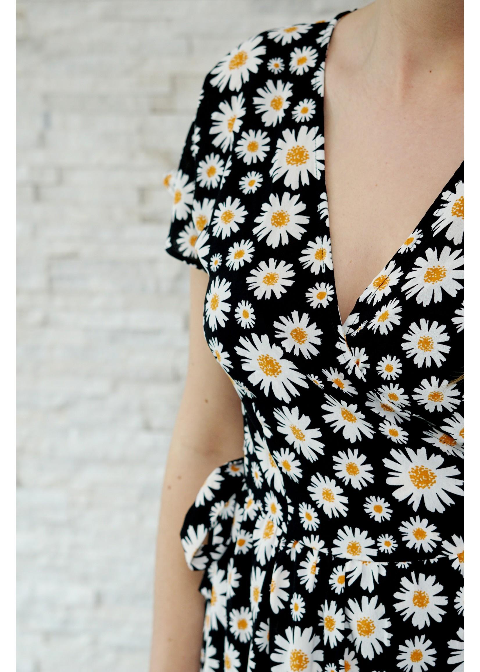 Dress daisy black love