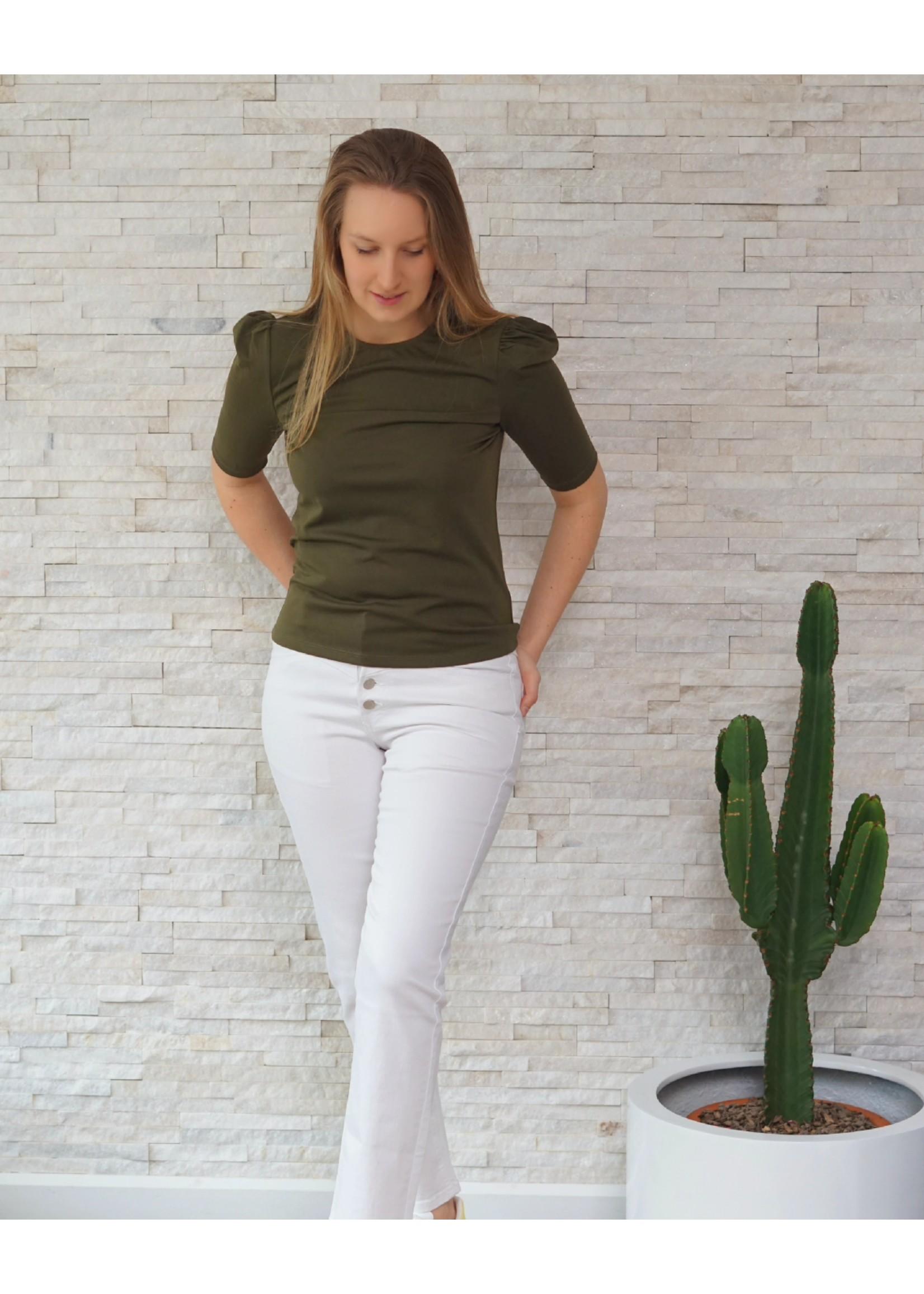 Lofty Manner Shirt kaki