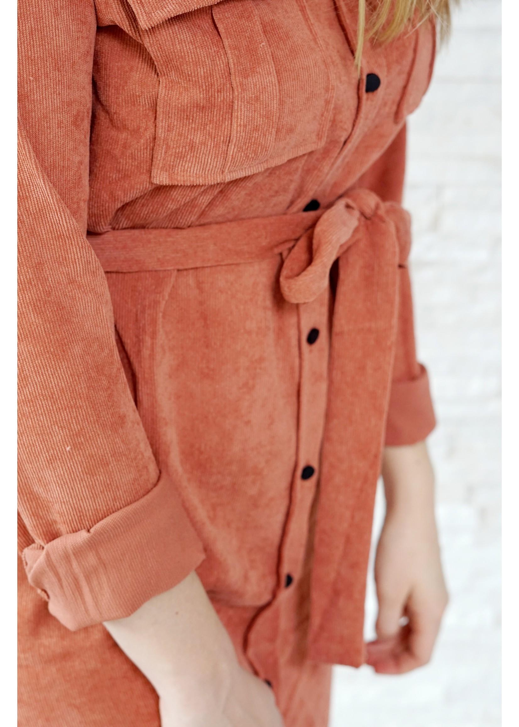 Lofty Manner Dress old pink
