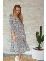 Rutandcircle Dress Dalmatine