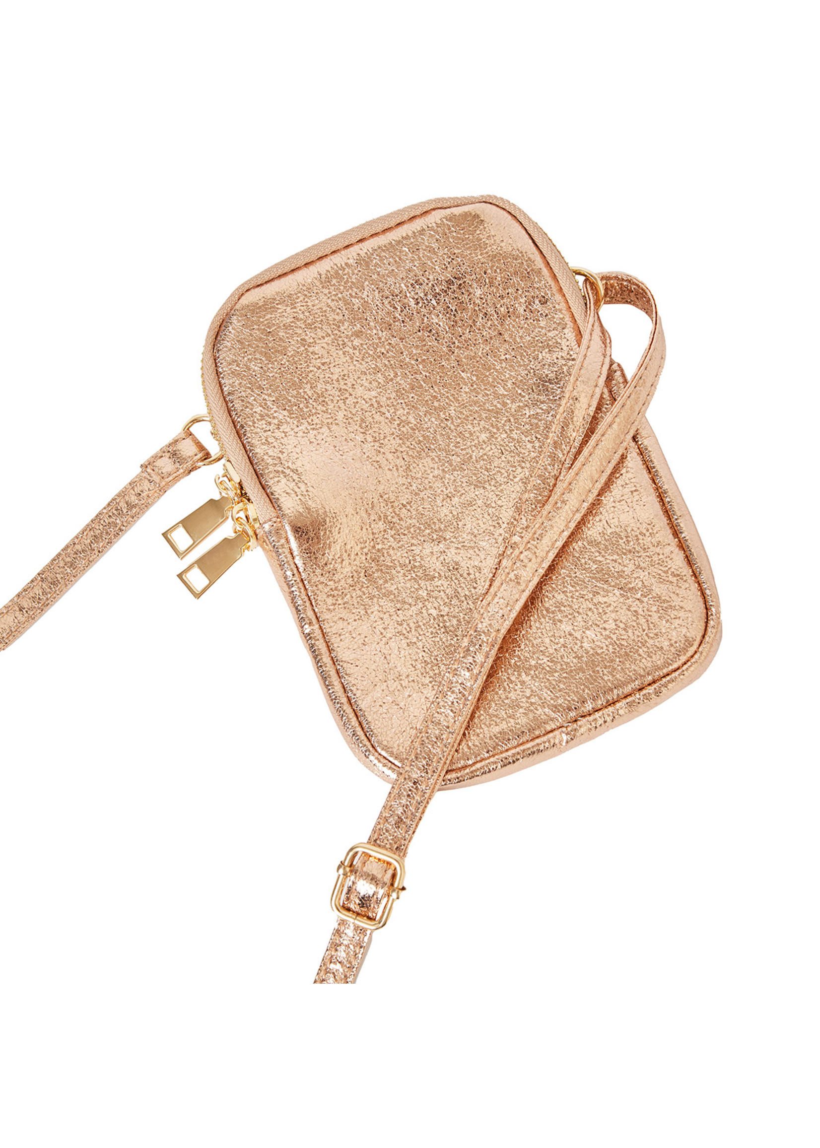 Bag XS rosé goud