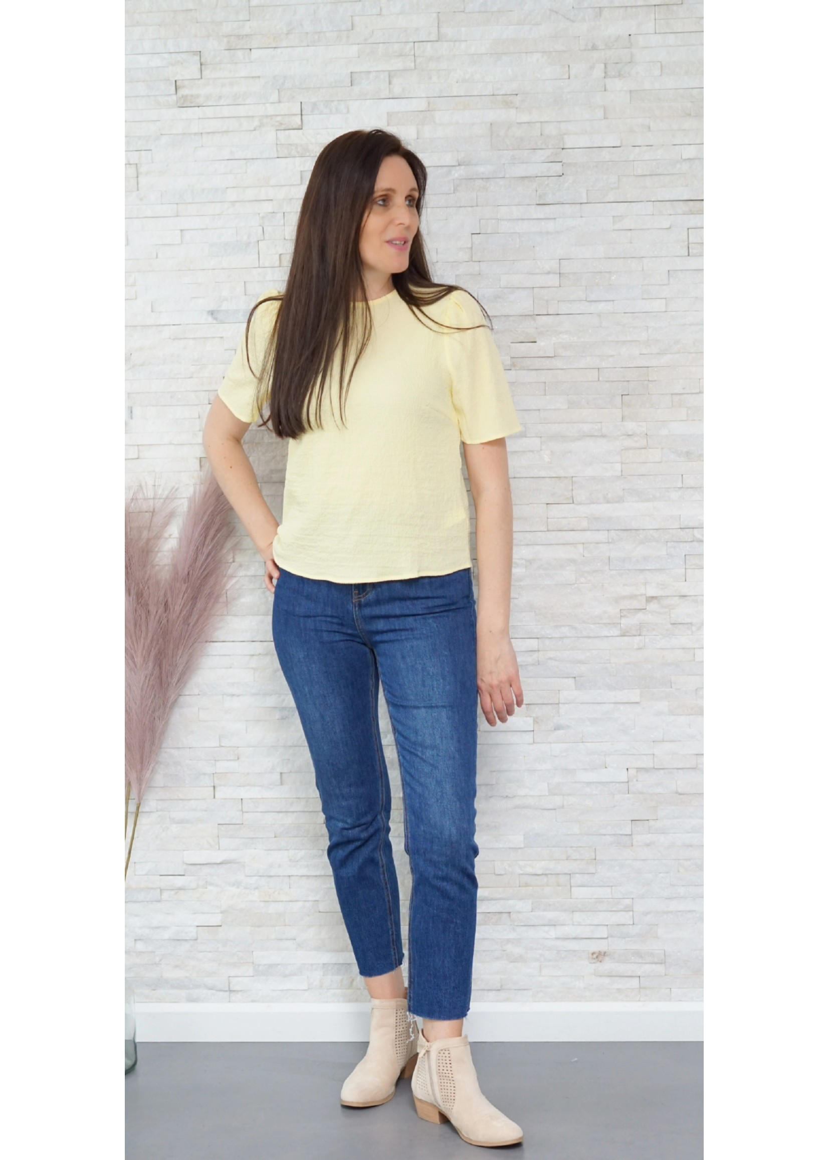 Rutandcircle Yellow shirt