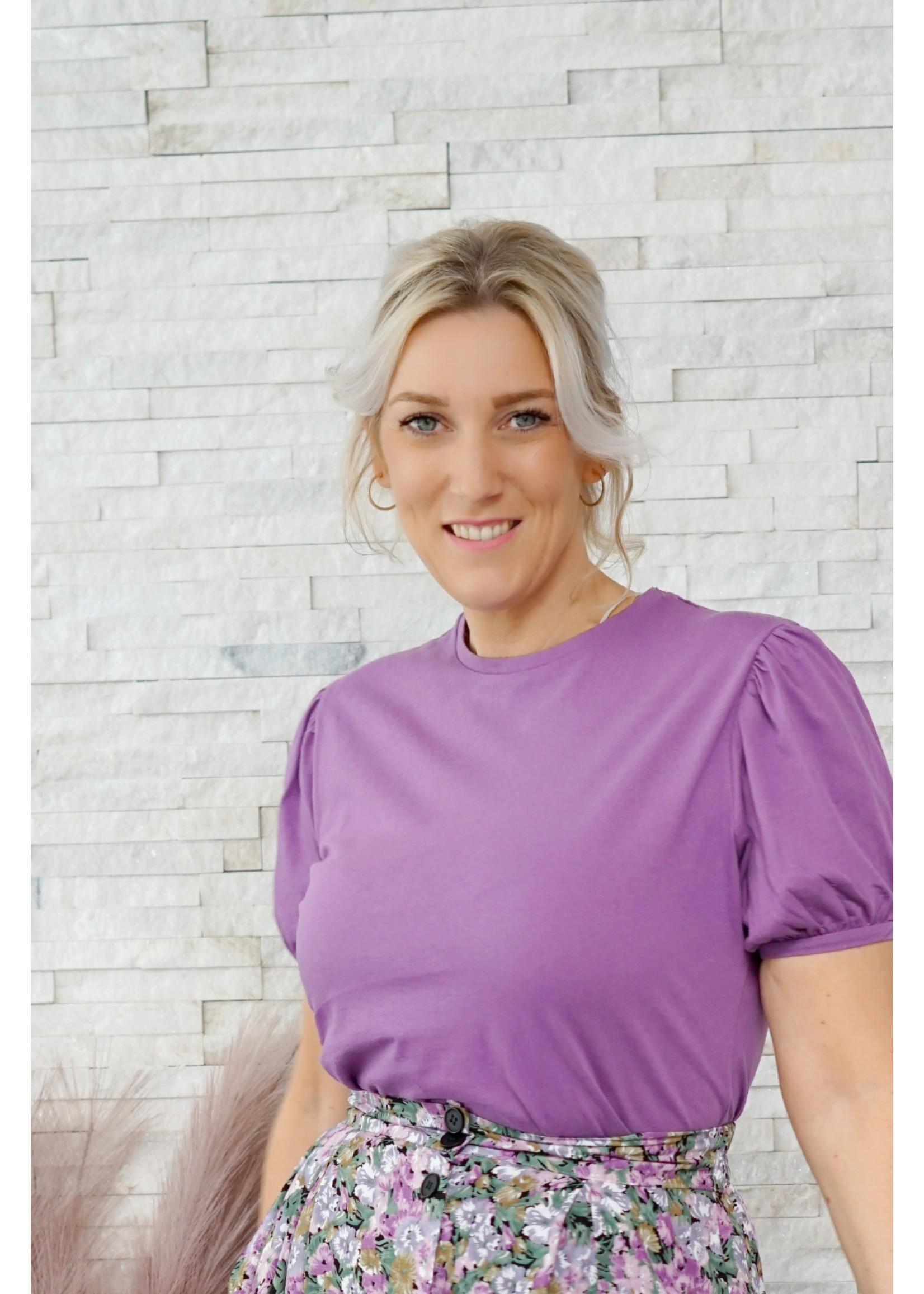 24colours Shirt purple
