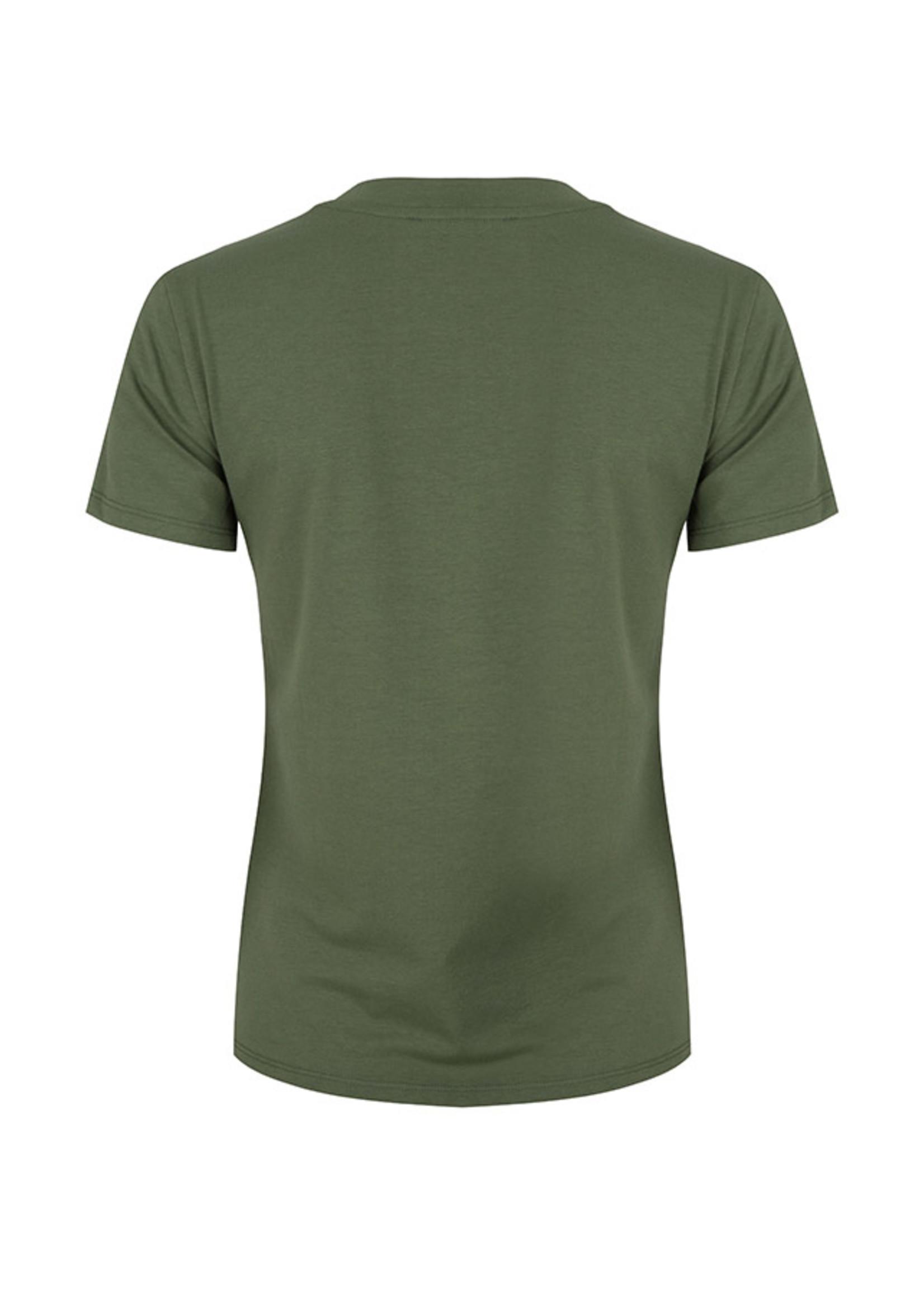 Lofty Manner Green shirt LOVELY