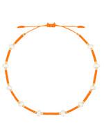Trendy armbanden pearl Miyuki Orange