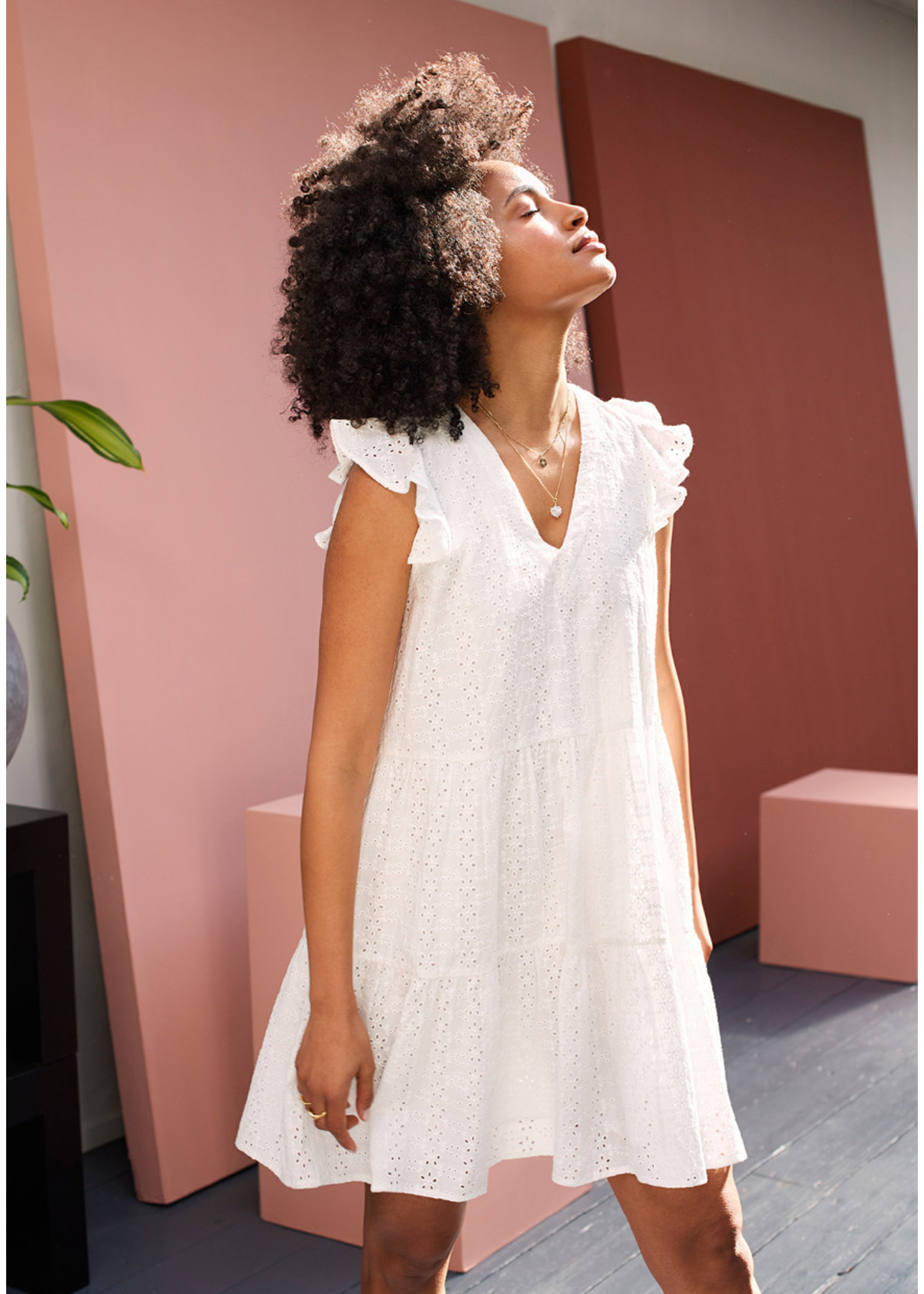 Ydence Dress Sunshine