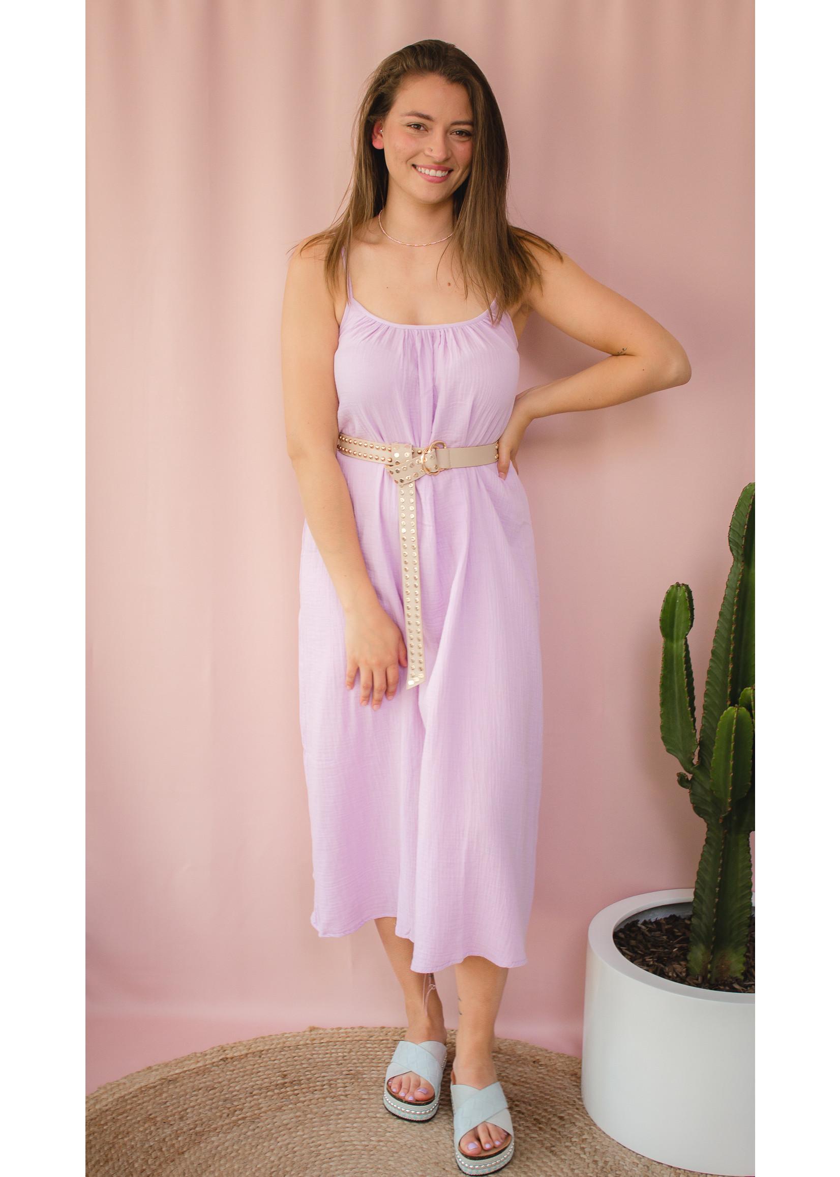 Ydence Dress tetra lila