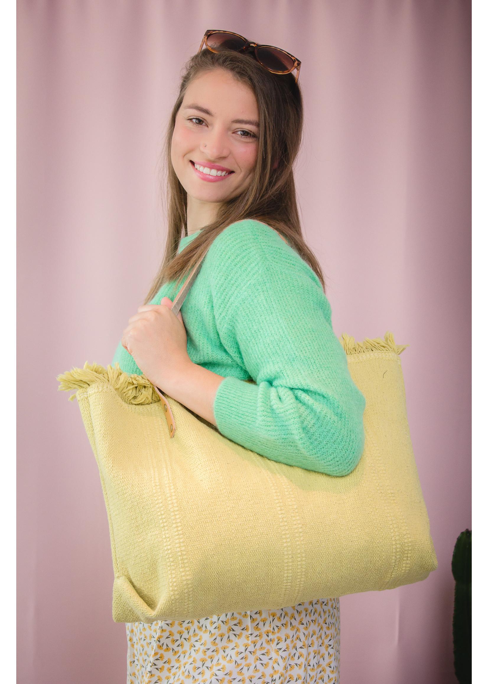 Shopper yellow