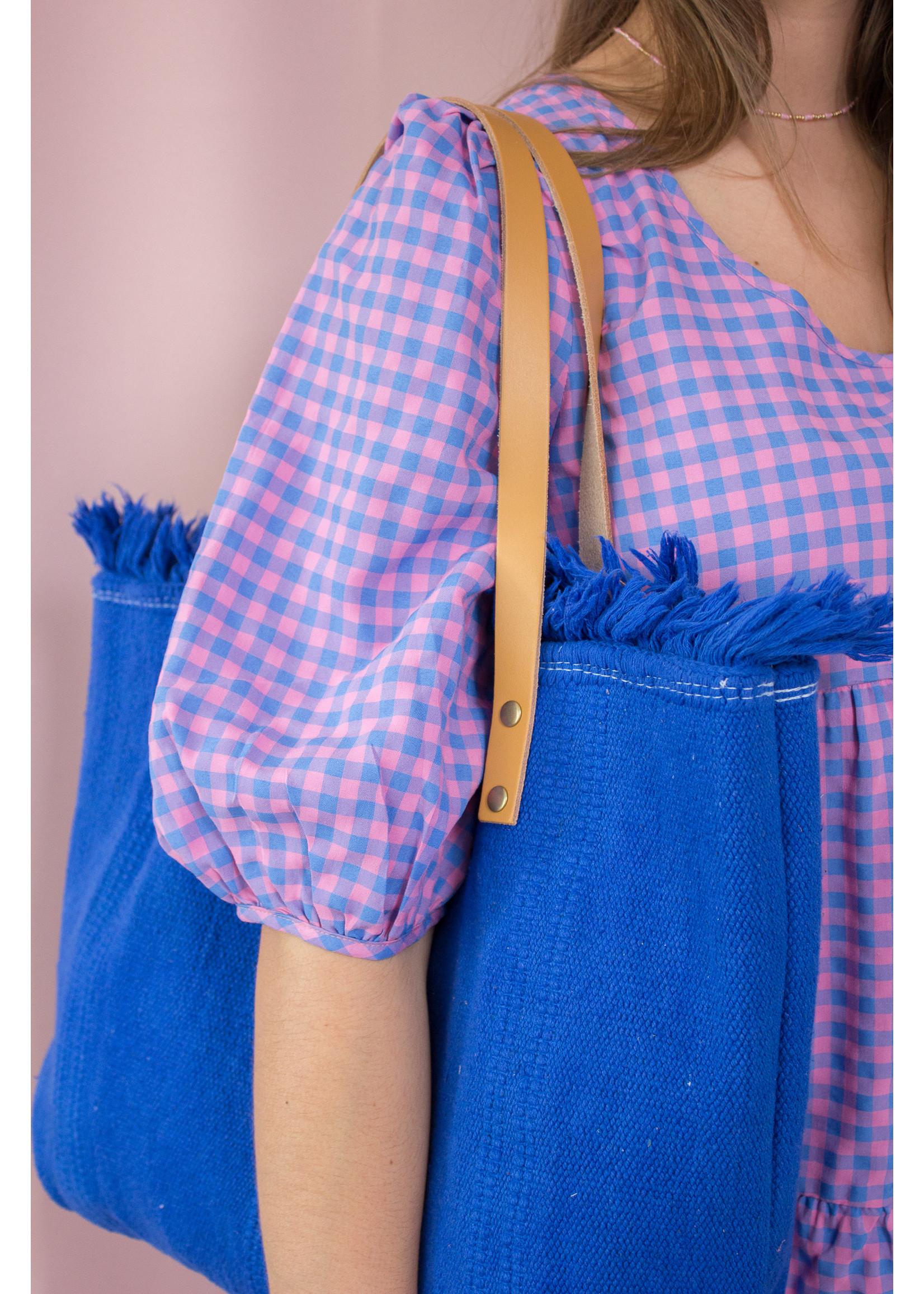 Shopper blue