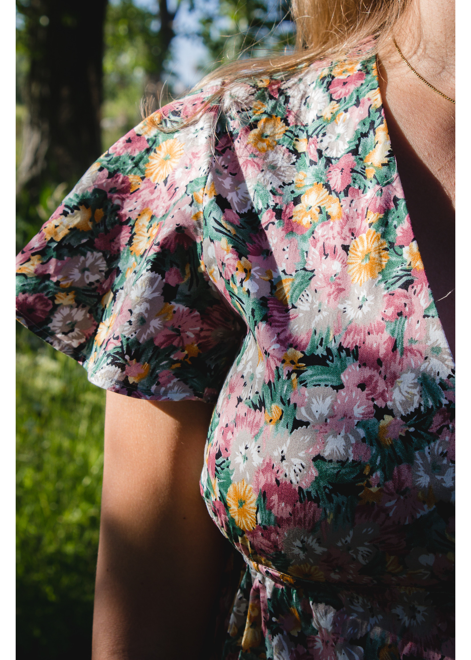 24colours Dress flowerbomb
