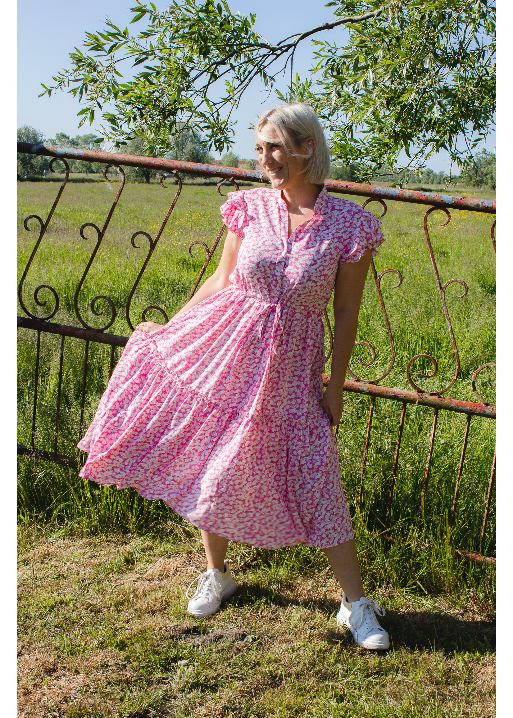 Dress Lisie pink